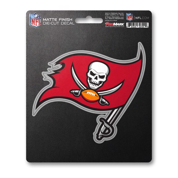 Picture of NFL - Tampa Bay Buccaneers Matte Decal