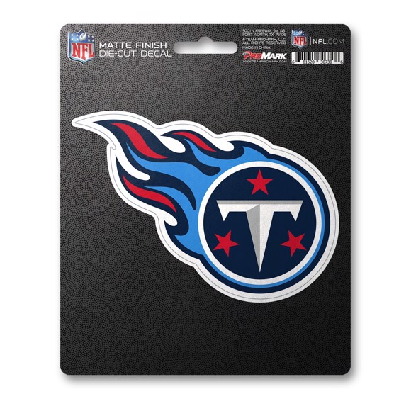 Picture of NFL - Tennessee Titans Matte Decal