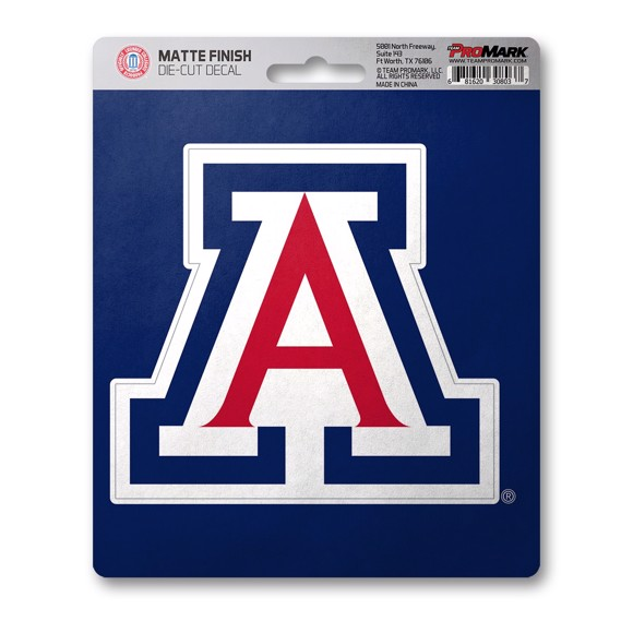 Picture of Arizona Matte Decal