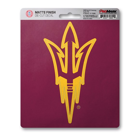 Picture of Arizona State Matte Decal