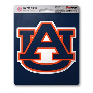 Picture of Auburn Matte Decal