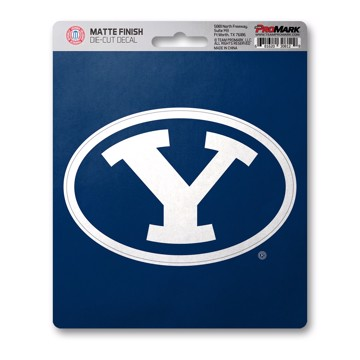 Picture of BYU Matte Decal