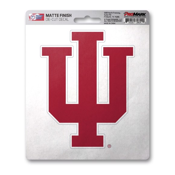 Picture of Indiana Matte Decal