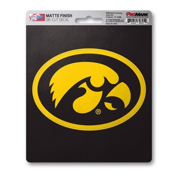 Picture of Iowa Matte Decal