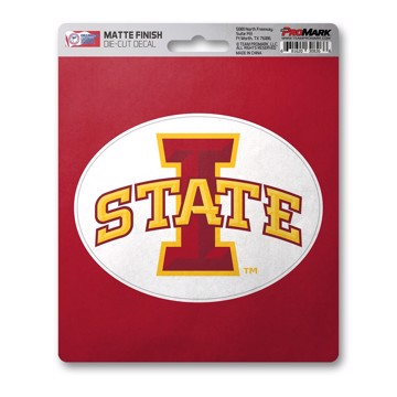 Picture of Iowa State Matte Decal