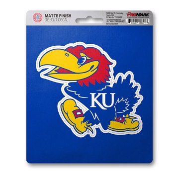 Picture of Kansas Matte Decal