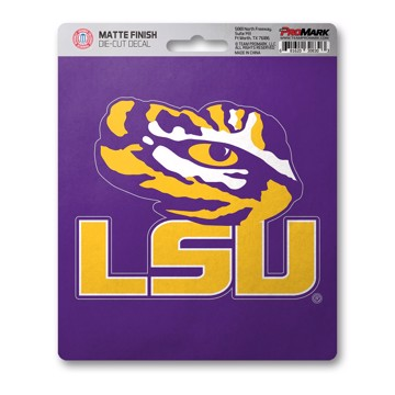 Picture of LSU Matte Decal