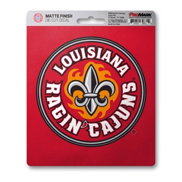 Picture of Louisiana-Lafayette Matte Decal