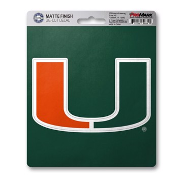 Picture of Miami Matte Decal