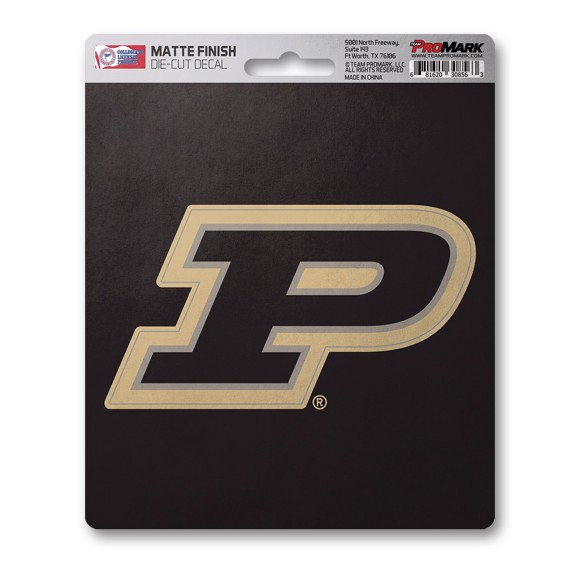 Picture of Purdue Matte Decal