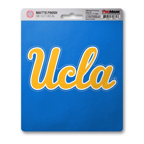 Picture of UCLA Matte Decal