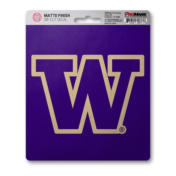 Picture of Washington Matte Decal