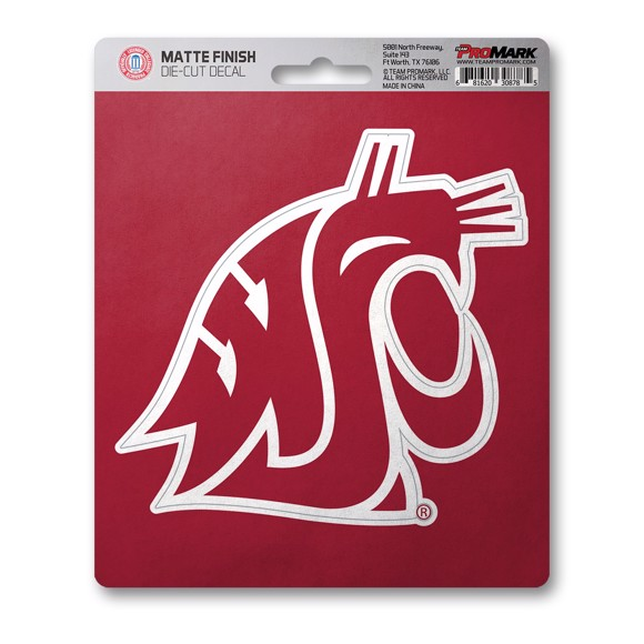Picture of Washington State Matte Decal