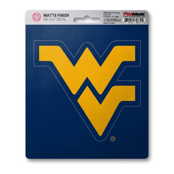 Picture of West Virginia Matte Decal