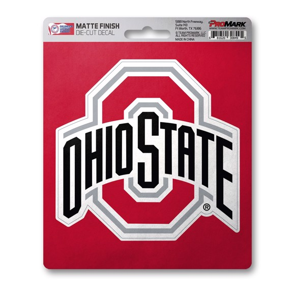 Picture of Ohio State Matte Decal