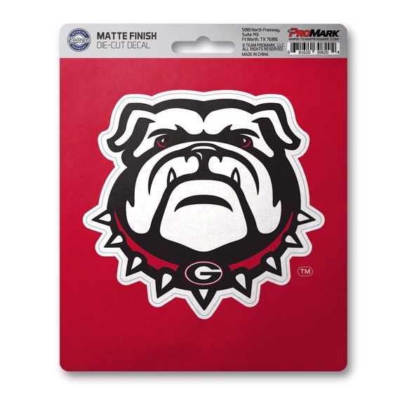 Picture of Georgia Matte Decal