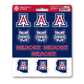 Picture of Arizona Mini Decal 12-pk