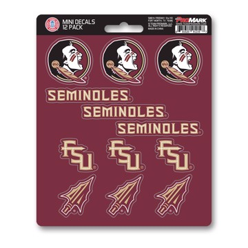 Picture of Florida State Mini Decal 12-pk