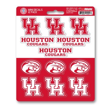 Picture of Houston Mini Decal 12-pk
