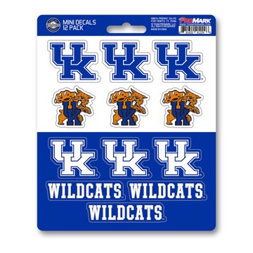 Picture of Kentucky Mini Decal 12-pk