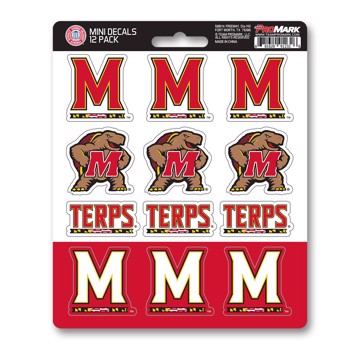 Picture of Maryland Mini Decal 12-pk