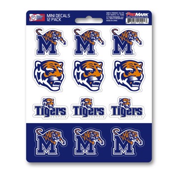 Picture of Memphis Mini Decal 12-pk