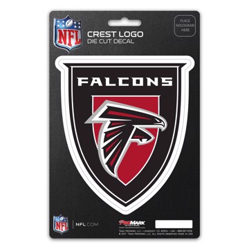 Picture of NFL - Atlanta Falcons Shield Decal