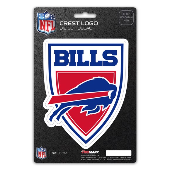 Picture of NFL - Buffalo Bills Shield Decal
