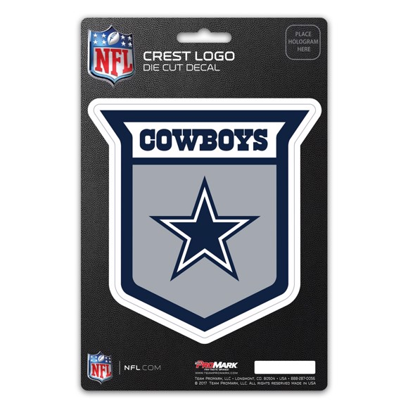 Picture of NFL - Dallas Cowboys Shield Decal
