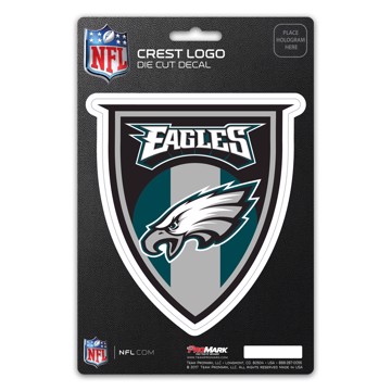 Picture of NFL - Philadelphia Eagles Shield Decal