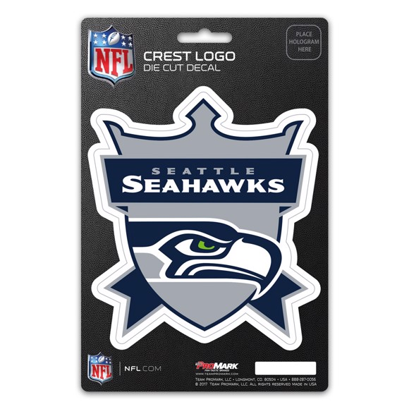 Picture of NFL - Seattle Seahawks Shield Decal