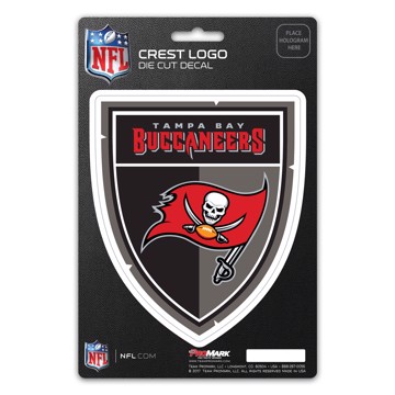 Picture of NFL - Tampa Bay Buccaneers Shield Decal