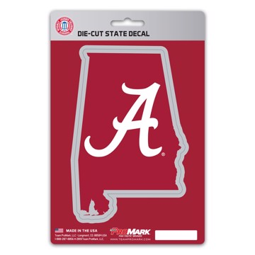 Picture of Alabama State Shape Decal