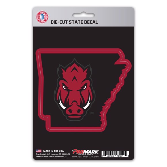 Picture of Arkansas State Shape Decal
