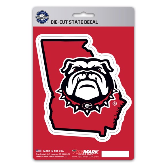 Picture of Georgia State Shape Decal