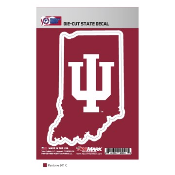 Picture of Indiana State Shape Decal