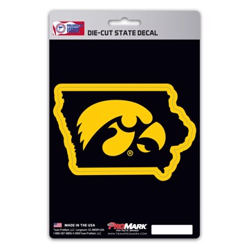 Picture of Iowa State Shape Decal
