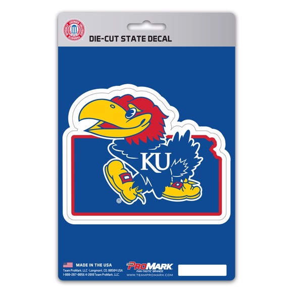 Picture of Kansas State Shape Decal