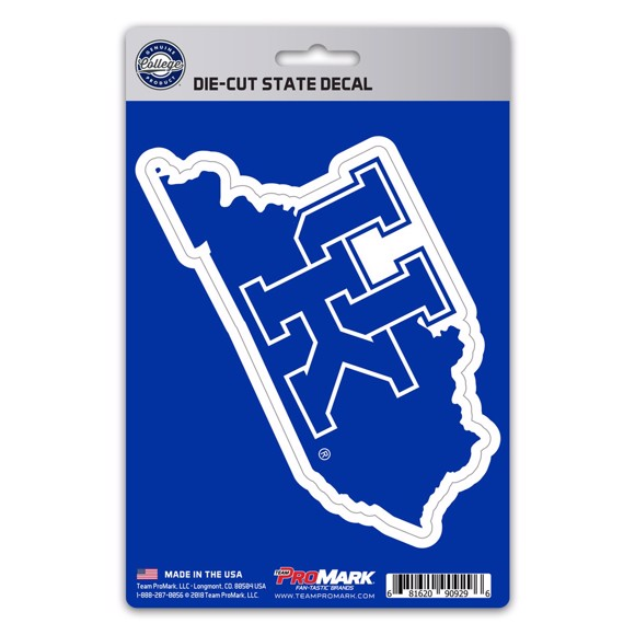 Picture of Kentucky State Shape Decal