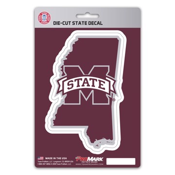 Picture of Mississippi State State Shape Decal