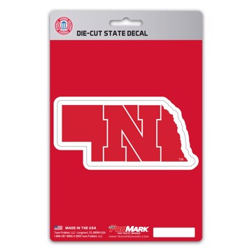 Picture of Nebraska State Shape Decal