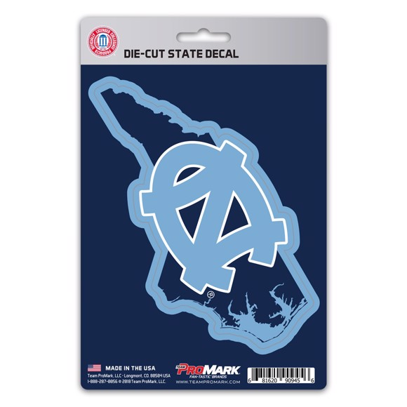 Picture of North Carolina State Shape Decal