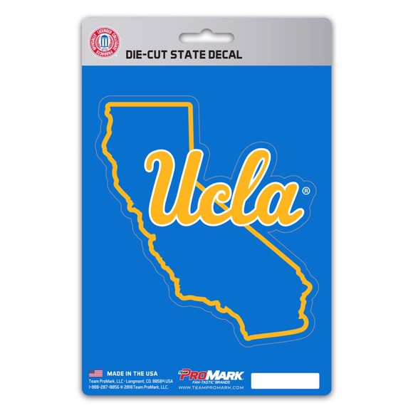 Picture of UCLA State Shape Decal