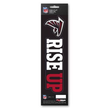 Picture of NFL - Atlanta Falcons Team Slogan Decal