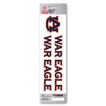 Picture of Auburn Team Slogan Decal