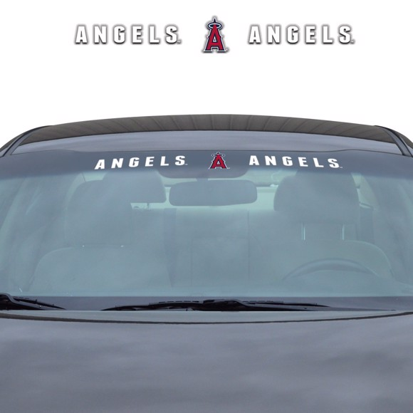 Picture of MLB - Los Angeles Angels Windshield Decal