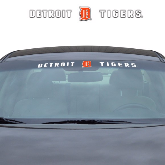 Picture of MLB - Detroit Tigers Windshield Decal