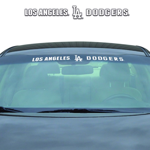 Picture of MLB - Los Angeles Dodgers Windshield Decal