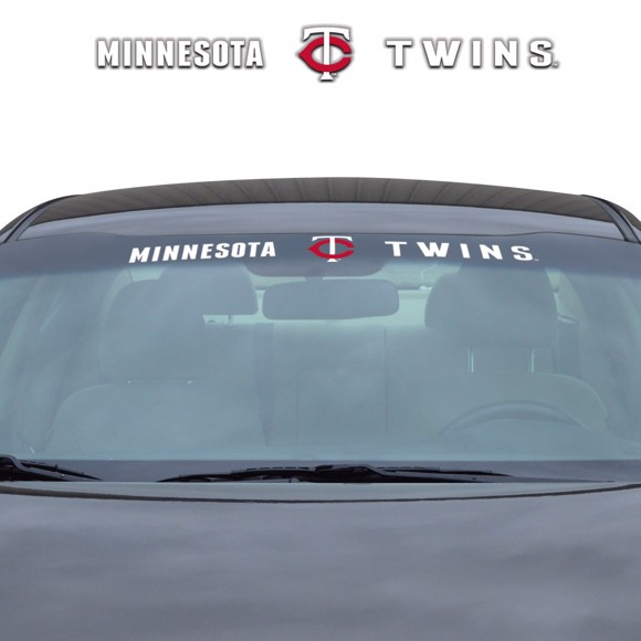 Picture of MLB - Minnesota Twins Windshield Decal