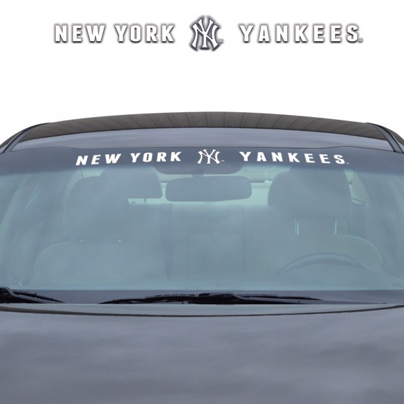 Picture of MLB - New York Yankees Windshield Decal
